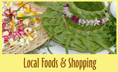 Local Foods & Shopping