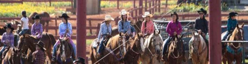 18th Annual Plantation Days Rodeo<br>Two full days of Hawaiian Style Rodeo Action