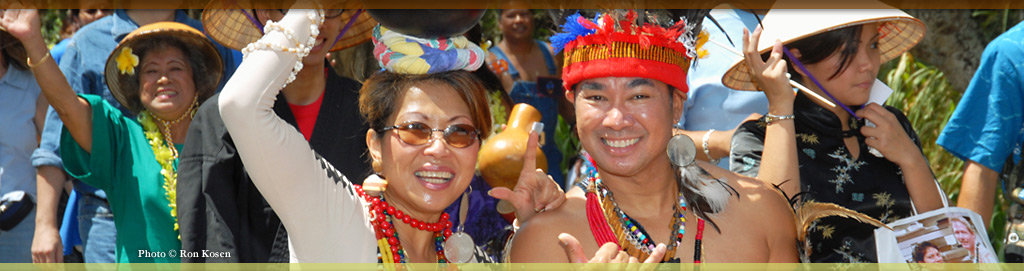 Koloa Plantation Days festival, Kauai, Hawaii. Photo (c) Ron Kosen/Photospectrum.
